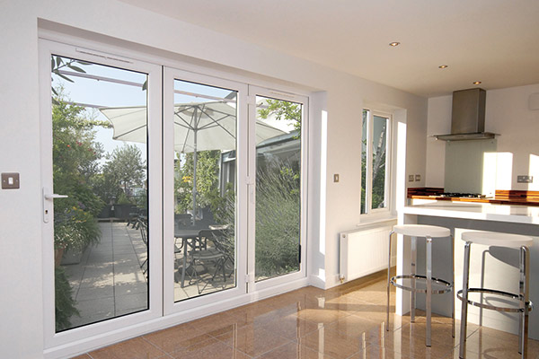 uPVC Bi-Fold Doors - Folding Doors | Baytree Renovations